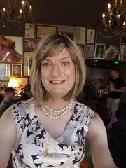 Art Work (justplainrachel) Tags: justplainrachel rachel cd tv crossdresser trans transgender dress frock frocktober frocktober2018 selfie selfportratit transvestite retro vintage sydney nsw australia
