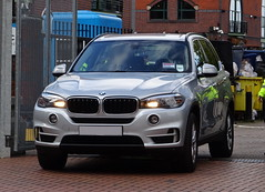Metropolitan Police S01 Unmarked BMW X5 Royalty and Specialist Protection, Birmingham City Centre. (Vinnyman1) Tags: metropolitan police unmarked bmw x5 royalty specialist protection operations so1 rasp branch group west midlands birmingham city centre wmp emergency services service rescue 999 england uk united kingdom gb great britain operation pelkin prime minister conservative party conference tory 2018 tories