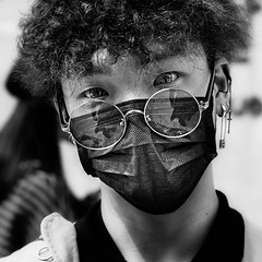 Seoul (ale neri) Tags: street portrait bw aleneri asian korean people seoul fashionweek korea streetphotography blackandwhite alessandroneri