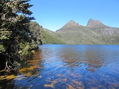 IMG_3772 (shearwater41) Tags: australia tasmania cradlemountain dovelake mountain lake