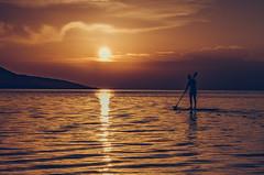 Follow the sun (Vagelis Pikoulas) Tags: sun sunset canon canoe canoeing tokina 2470mm sea seascape landscape porto germeno greece view october 2018 autumn sky skyscape clouds cloudy cloudscape colours colors