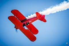 Vicky Benzing (MikeTango805) Tags: canon100400l vickybenzing biplane salinasairshow canon7dmarkii californiainternationalairshow stearman