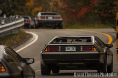 IMG_7560_result (ferrariartist) Tags: delorean gullwing automobiles automotive automobile 80s stainless car sportscar irish fall autumn ferrariartist