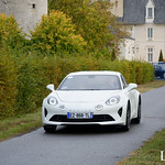20181007 - Alpine A110 Premiere Edition - N(2468) - CARS AND COFFEE CENTRE - Chateau de Longue Plaine thumbnail