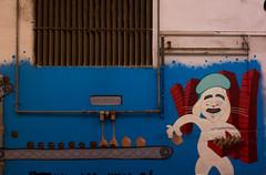 'Graffiti wall (gerhardschorsch) Tags: zeiss za ilce7r a7r available availablelight kunst 55mm fe55mm fe55mmf18za festbrennweite fe graffiti vollformat panorama sony