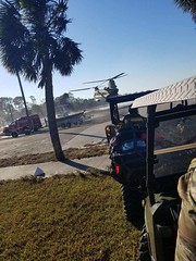 Florida National Guard (The National Guard) Tags: fl flng florida hurricane michael ng nationalguard national guard guardsman guardsmen soldier soldiers airmen airman us army air force united states america usa military troops 2018 relief efforts emergency response responding helicopter