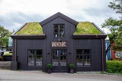 Thatched roofs of Rok (purrnuu) Tags: reykjavík iceland is