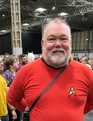 DST 2018 - 075 (Jyoti Mishra) Tags: dst 2018 dst2018 destination star trek startrek destinationstartrek nec birmingham tos tng voyager ds9 enterprise discovery tas convention sfconvention