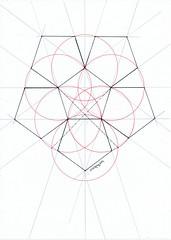 20181015_0001 (regolo54) Tags: geometry symmetry pentagon handmade mathart regolo54 circle disk