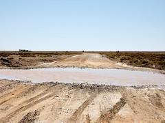 AND THE TRACK ROLLS ON (16th man) Tags: birdsville birdsvilletrack queensland southaustralia canon eos eos5dmkiv lake tippipila