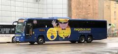 Megabus 54122 SP62 CHH (05.11.2018) (CYule Buses) Tags: servicem90 megabus stagecoachbus volvobus plaxtonpanther volvoplaxtonpanther sp62chh 54122