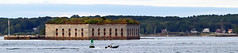 View of Fort Gorges_Portland Me (31images) Tags: portlandmaine buglightpark lighthouse headlight buglight