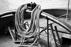 IMG_0487 (www.ilkkajukarainen.fi) Tags: hietalahti rope köysi hamppu helsinki visit ss blackandwhite mustavalkoinen monochrome happy life travel travelling autumn 2018 steamship