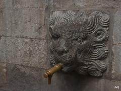 Girona. Detalles... (svet.llum) Tags: girona catalunya cataluña detalles escultura arquitectura ciudad