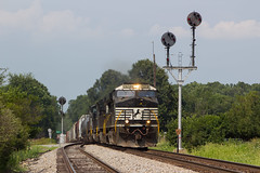 15T - Sampson (Eric_Freas) Tags: norfolk southern ns shenandoah valley nw cpl color position light sampson virginia 15t