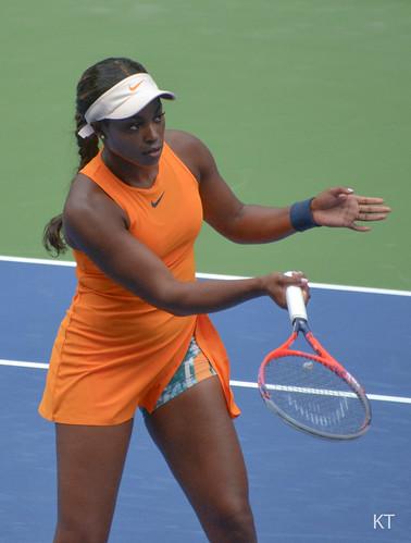 Sloane Stephens - Sloane Stephens – defending champion