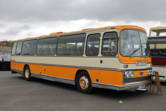 BJF 999K (ANDY'S UK TRANSPORT PAGE) Tags: buses showbus2018 castledonington preservedbuses strawsofleicester