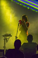 Music for the masses? (drugodragodiego) Tags: kick music live concert chiara megafono yellow singer electronic pentax pentaxk1 k1 pentaxda60250mm smcpentaxda60250mmf4edifsdm