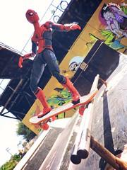 Do what makes you happy.  Faça o que te faz feliz.   #Skate #Skatepark #Friends  #skateboard  #skatelife #skater #photography #skating #fun #Weed #Danger #Trick #blackandwhite #Homecoming #Marvel #SHFiguarts #Disney #spiderman #peterparker #ActionFigure # (dioxdiegodmf) Tags: skateboard skatepark friends homecoming spiderman blackandwhite danger skate weed trick skating shfiguarts toptoyphotos tcbwintertroops collection marvel peterparker disney toyartistry skater homemaranha skatelife actionfigure toygroupbrasil photography fun