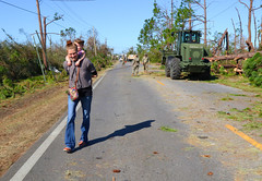Florida National Guard (The National Guard) Tags: hurricanemichael18 107thmpad flarng fng floridaarmynationalguard fl flng florida panamacity unitedstates us emergencymanagement hurricane michael relief efforts recovery response responding debris trees branches roads clearing clearance streets ng nationalguard national guard guardsman guardsmen soldier soldiers airmen airman army air force united states america usa military troops 2018 storm
