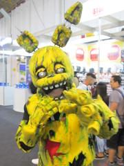 IMG_2419 (miguel kibagami) Tags: cosplay cosplays bgs brazil brasil game anime movie filme série games spiderman kosplayers mario luigi nintendo overwatch venom magneto marvel dc dccomics hq quadrinhos comicbook zelda batman flash bison streetfighter gamora pokemon mist leia starwars dbz dbs dragonballsuper dragonballz lol robin vampirella payday powerrangers wonderwoman haohmaru