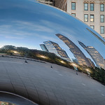 Cloud Gate at Dawn thumbnail