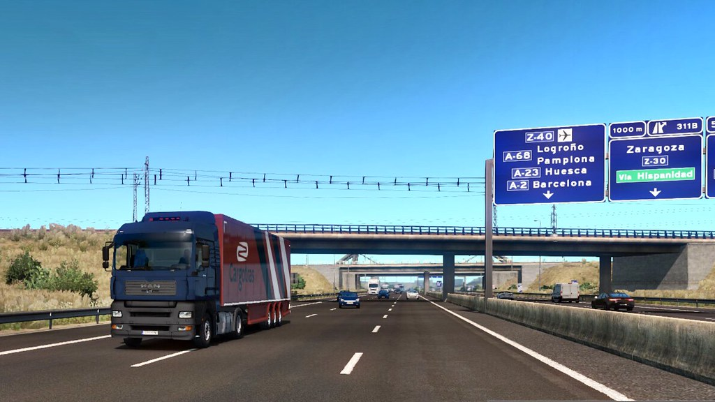 The World's Best Photos of eurotrucksimulator and promods
