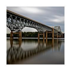 Thomas J. Hatem Memorial Bridge (roylee21918) Tags: harford havredegrace bridge longexposure maryland dxo photolab