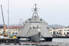 LCS-14 USS Manchester (NTG842) Tags: san diego south harbor cruise lcs14 uss manchester