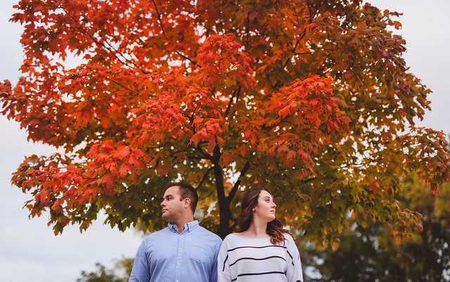Sydney + Chris // Sarnia, Ontario // Norm Perry Park // Engagement