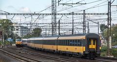 036_2018_09_25_ČZ_Praha_Libeň_6193_226_ ELOC_REGIOJET ➡️ Praha-Kyje_ RJ_7386_202_REGIOJET ➡️ Praha hl.n. (ruhrpott.sprinter) Tags: ruhrpott sprinter deutschland germany allmangne nrw ruhrgebiet gelsenkirchen lokomotive locomotives eisenbahn railroad rail zug train reisezug passenger güter cargo freight fret čz praha prahalibeň brno českýbrod kolín ostrava prahakyje prahamasarykovo prahamalešice wien čd čdc eloc le öbb rj zssk 1216 1971 1972 6361 6193 7111 7130 7151 7162 7163 7371 7380 7386 cityelefant leo express supercity pendolino railjet regiojet logo natur outdoor moldau vltava