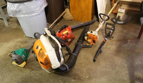 Stihl backpack blower ($168)