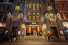 Theater Tuschinski II (Jack Landau) Tags: theater tuschinski amsterdam netherlands nl architecture school art nouveau deco city urban building spire theatre design canon 5d jack landau