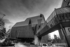 Triangulist Elephant, Coventry (alanhitchcock49) Tags: swimming pools coventry 1966 and 2018 the elephant wave