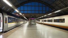 St Pancras International Station (portemolitor) Tags: london camden stpancrasinternational st pancras international railway station eurostar train e320 tmst