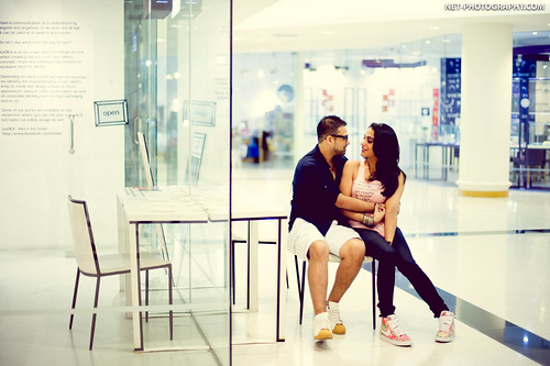 Jessie and Sevraj's Engagement Session