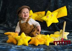 Star Gazing (thinduck42) Tags: grandson baby toddler portrait family laluna film pixar animation disney a7iii sony child sony85mmf18 naturallight costume