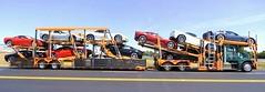 Volvo: Jack Cooper (PAcarhauler) Tags: carcarrier semi truck trailer tractor gmc volvo