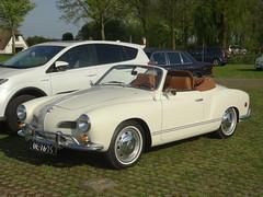 1968 VW Karmann-Ghia (harry_nl) Tags: netherlands nederland 2018 bunnik volkswagen karmann ghia cabriolet convertible de7675 sidecode1 import