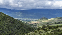 Rogue Valley (acase1968) Tags: ashland oregon dead indian memorial road cascades nikon southern d750 nikkor 85mm f18g landscape clouds mountains town