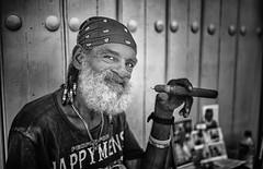 Cuba (mokyphotography) Tags: canon cuba havana man uomo sigaro cigar people persone ritratto portrait travel reportage