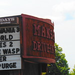 Mansfield Drive-In (Mansfield, Connecticut) thumbnail
