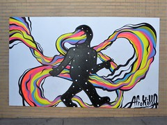 Chicago, Street Art by Afro Killa (Mary Warren 11.3+ Million Views) Tags: chicago urban art painting mural streetart afrokilla
