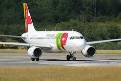 CS-TTB Airbus A319-111 TAP Air Portugal (friedrichkarl18) Tags: cn755 csttb luxembourgfindel a319111 airbus ellxlux tapairportugal