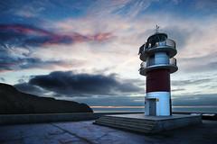 Faro de Cabo Ortegal. Ortegal Cape lighthouse._DSC0963 (alvarof.polo) Tags: caboortegal ortegalcape faro lighthouse atardecer costadegalicia sunset