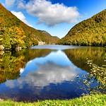 Lake Placid  - New York ~  Autumn Colours in the Adirondack Mountains thumbnail