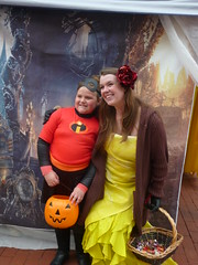 Trunk or treat, Ionia, Michigan (creed_400) Tags: ionia downtown michigan halloween autumn fall city october madeline