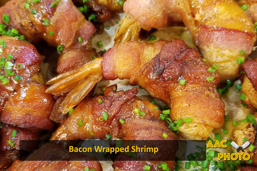 """Bacon Wrapped Shrimp • <a style=""""font-size:0.8em;"""" href=""""http://www.flickr.com/photos/159796538@N03/43852551730/"""" target=""""_blank"""">View on Flickr</a>"""