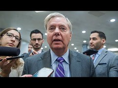 LINDSEY GRAHAM WANTS FISA SPECIAL COUNSEL TO INVESTIGATE BUREAUCRATIC COUP AGAINST TRUMP (smctweeter) Tags: against appoint bureaucratic counsel coup graham investigate lindsey special trump