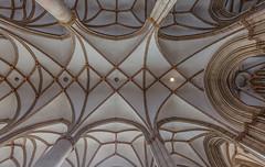 Deckengewölbe (ulrichcziollek) Tags: nordrheinwestfalen münsterland münster stlamberti gotik gewölbe gotisch deckengewölbe
